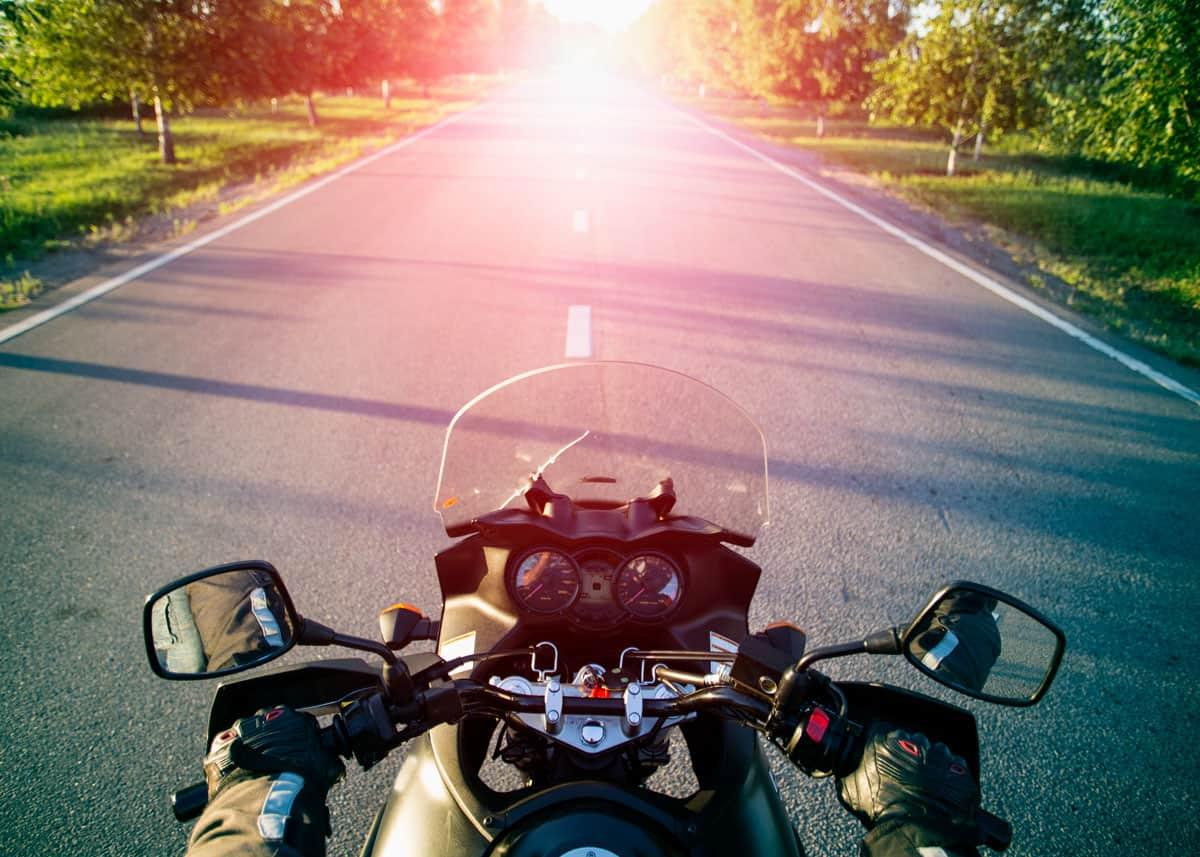 Μείνετε δροσεροί στον καύσωνα! Gopro-motorcycle