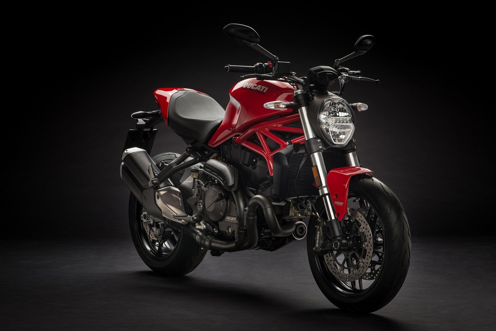 Ducati Monster 821 2018 for sale in Stoke