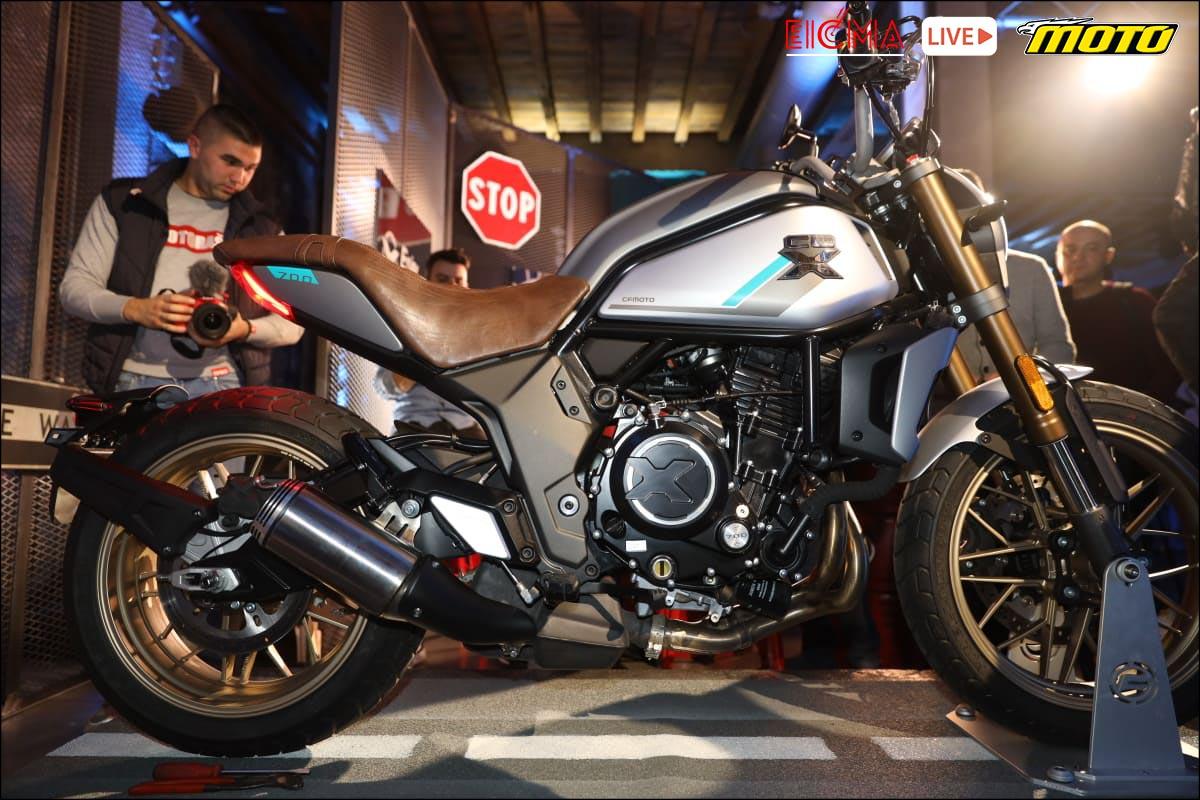 CF Moto presenta sus novedades 700 CL-X Sport, Adventure y