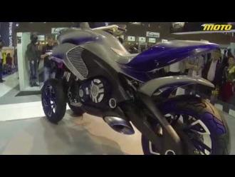 Intermot 2014: All presentations and motorcycles walkaround - review!