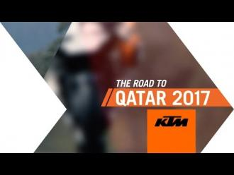 The Road to Qatar 2017 – Chapter 1 The Engine | KTM