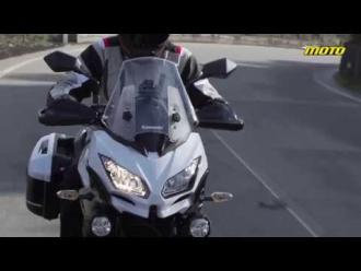Kawasaki Versys 650 2015 - Test Ride and Review