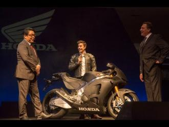 EICMA 2014 Honda Press Conference