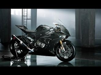 2017 new BMW HP4 Race promo video